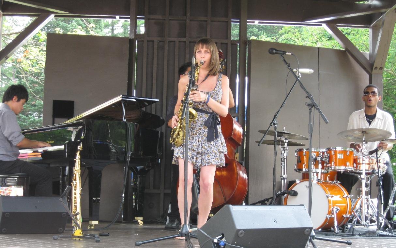 The Hailey Niswanger Quartet