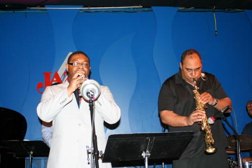 Marlin McKay Quintet @ Jazz Kitchen May 2011