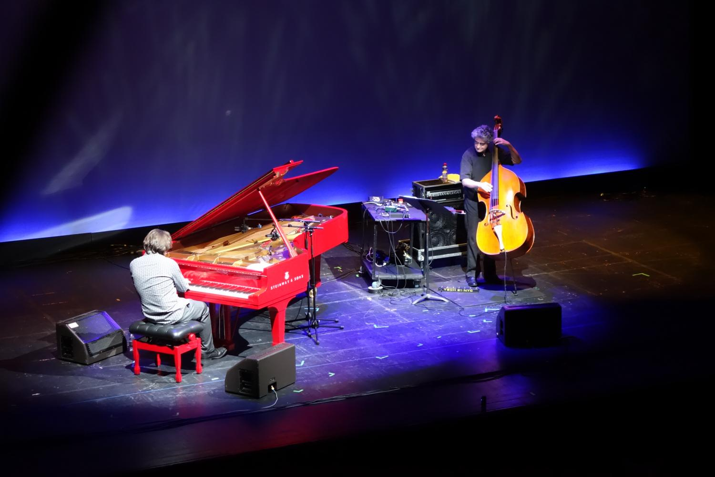 Dorantes & Renaud Garcia-Fons - Jazzfestival Münster 2017