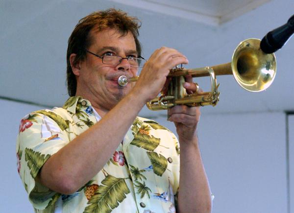 Steve Waterman 32322 Images of Jazz