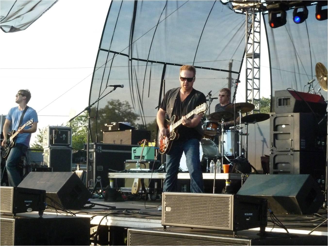 Broussard & Band 07-17-11 - Photo 2