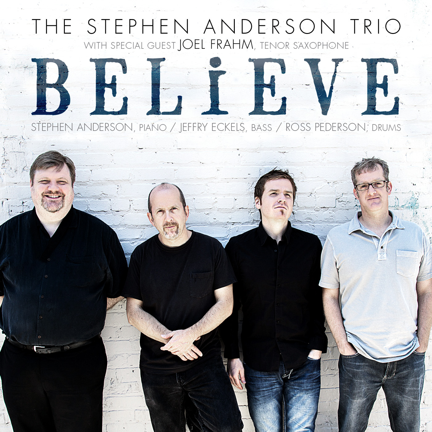 The stephen anderson trio with special guest, joel frahm