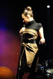 Bogna Kicinska at Tygmont Jazz Club