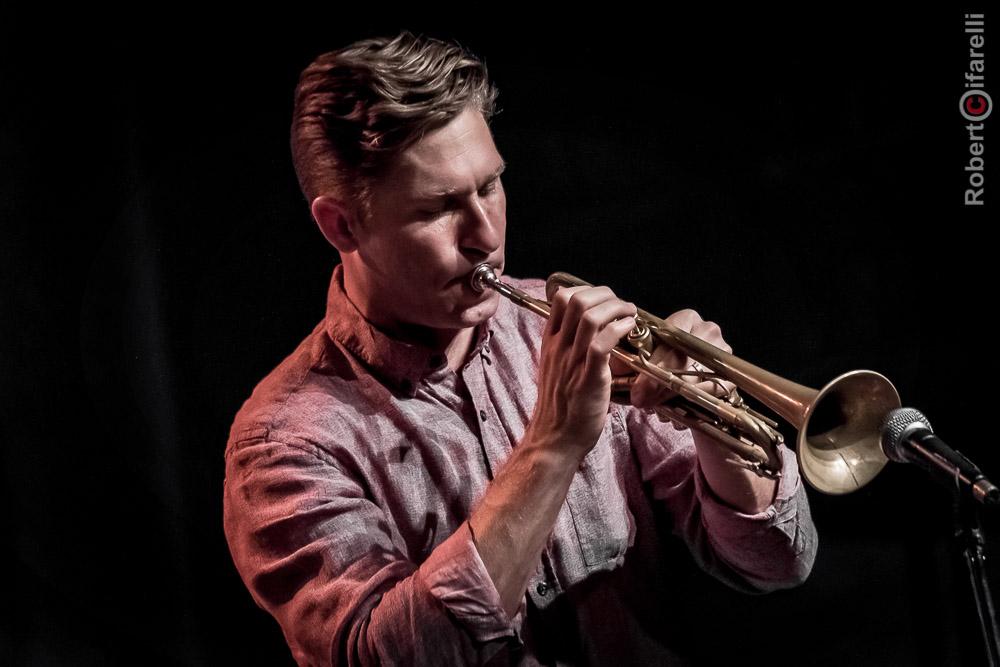 Shane Endsley, Bluenote, Milan, Jazzmi festival