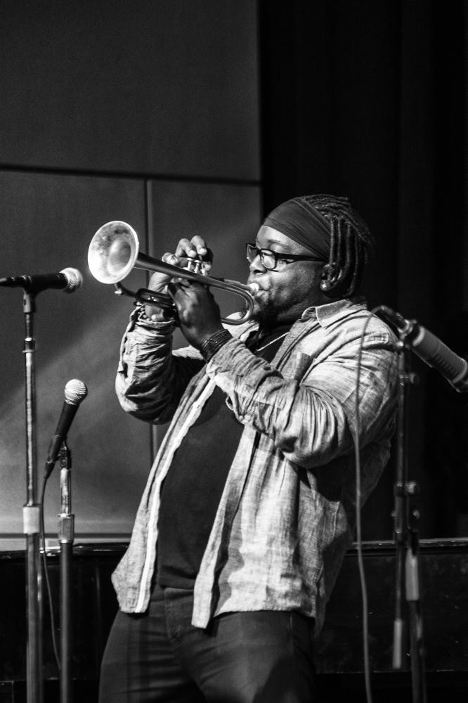 Marquis Hill at Xerox Rochester International Jazz Festival 2017