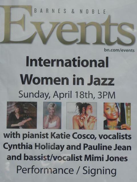 International Women in Jazz