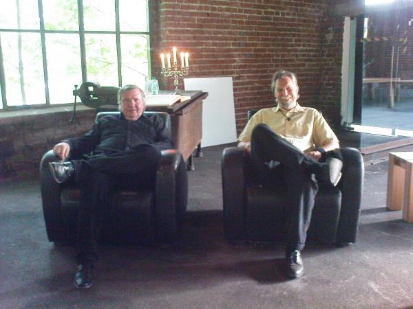 Theo jörgensmann and john lindberg