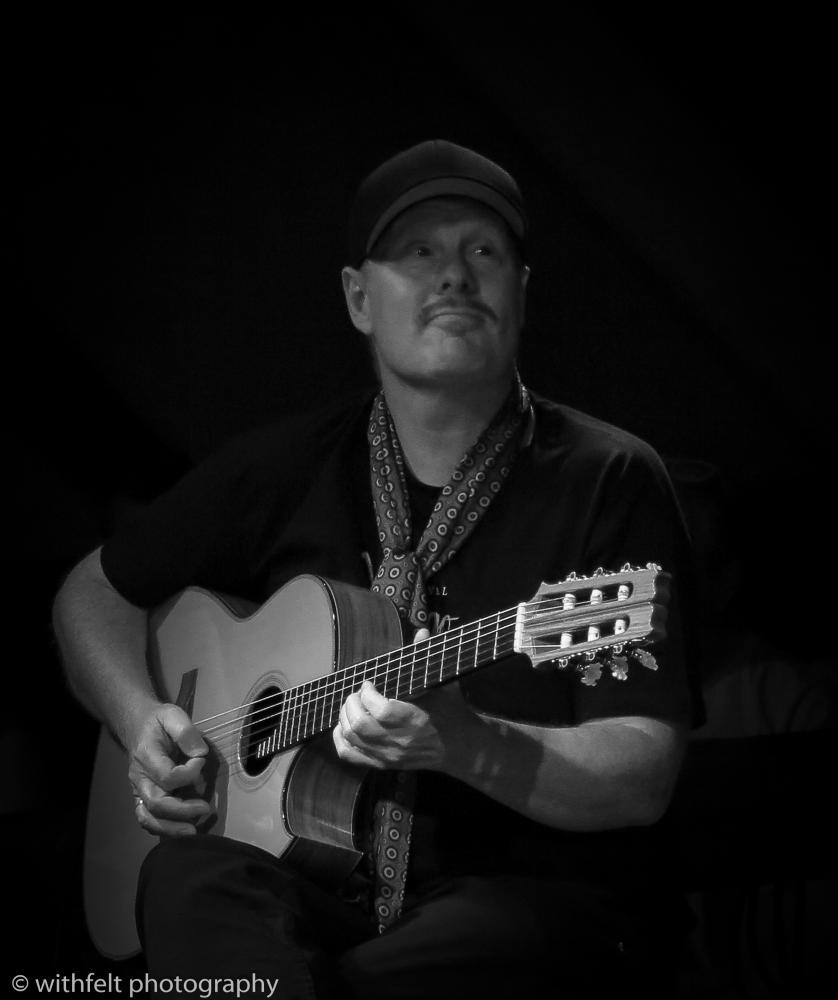 Ulf Wakenius at Copenhagen Jazz Festival 2016 in Krudttønden, Copenhagen