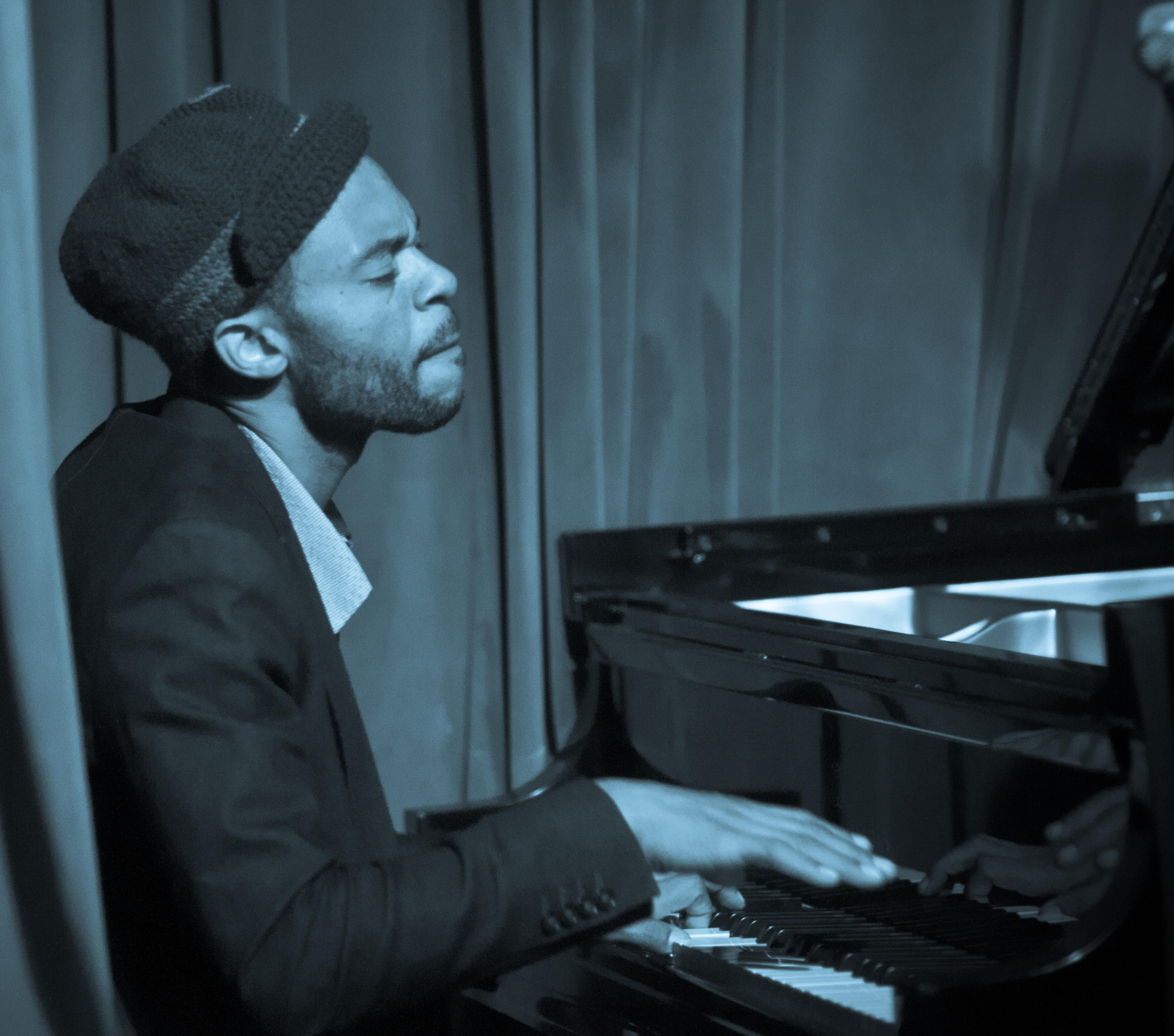 Marc Cary and Focus Trio at Smoke Jazz Club