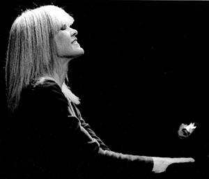Carla Bley, Mainz, 1991