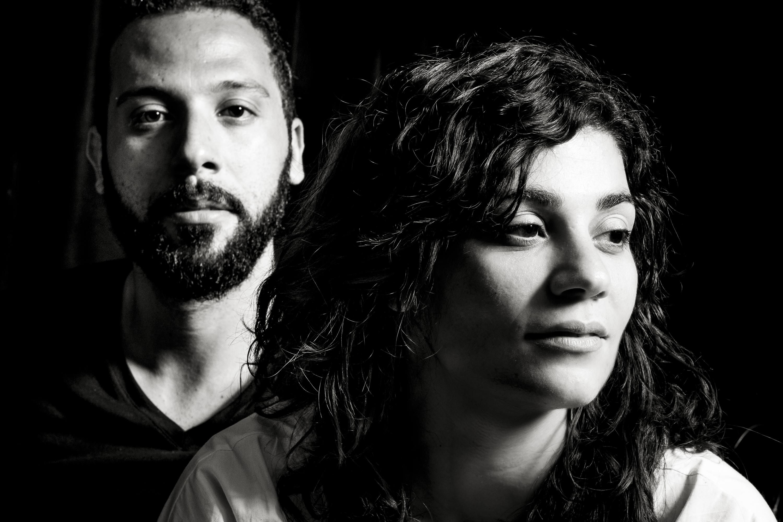 Ilaria Capalbo e Stefano Falcone, Invisible Atlas promotional shot