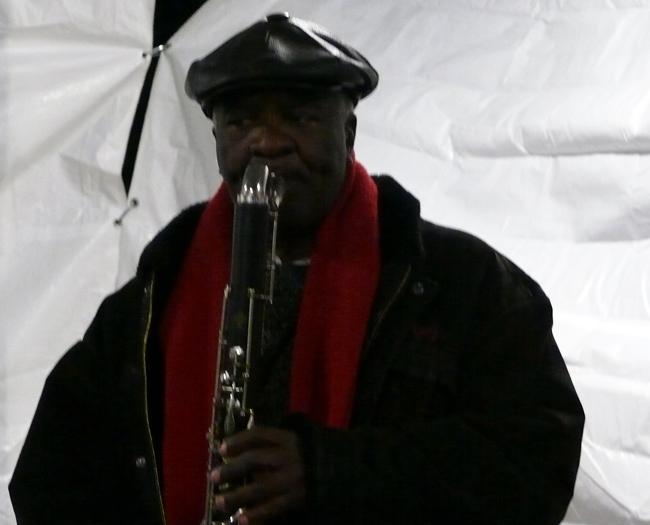 Wendell Harrison at Edgefest 2009