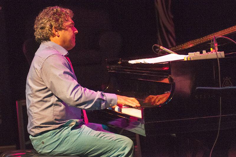 Joey Calderazzo, 2015 td Ottawa Jazz Festival