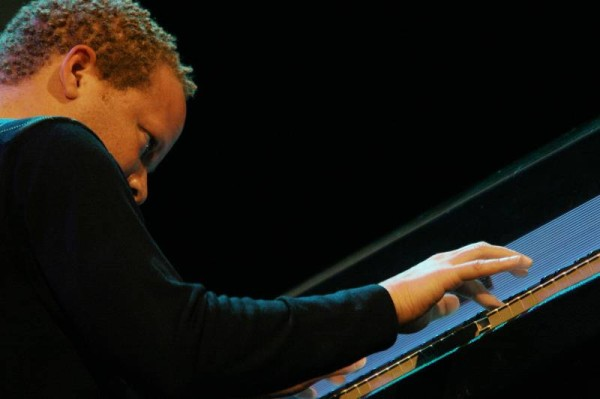 "Craig Taborn with ""Chris Potter's Underground"" at the Amr Jazz Festival, Alhambra, Geneva, Switzerland, April 2006"