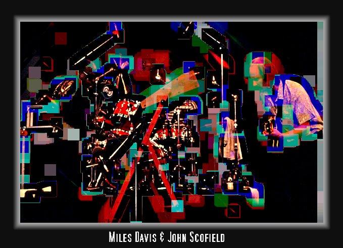 Miles Davis & John Scofield