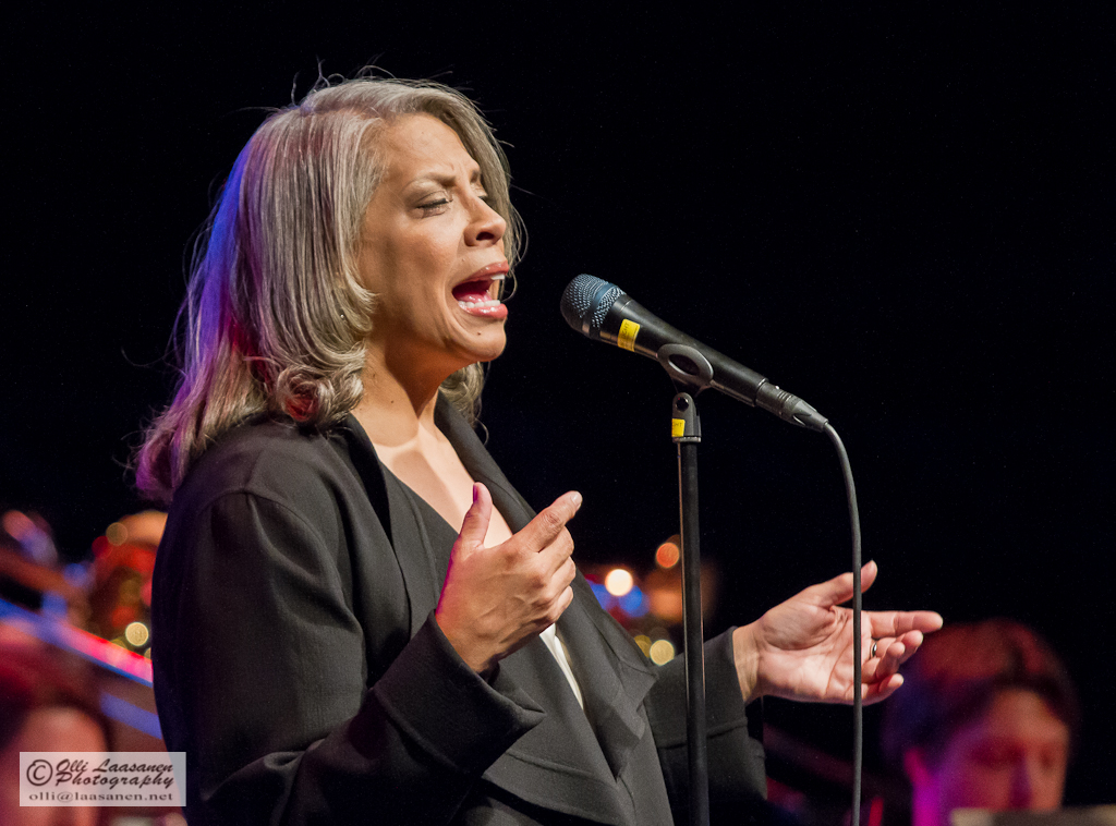 Patti Austin, April 2012