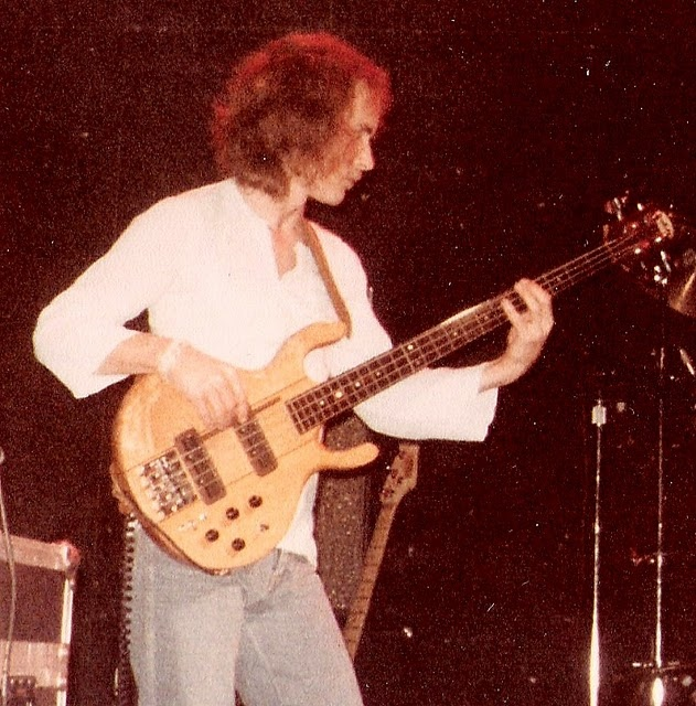 Mark in 1981