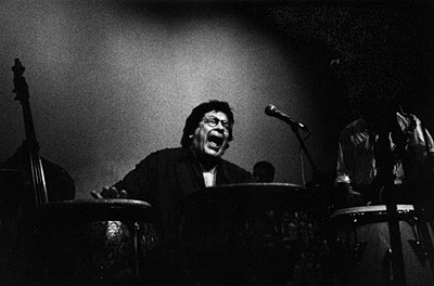 Ray Barretto @ The Jazz Bakery, 2000.