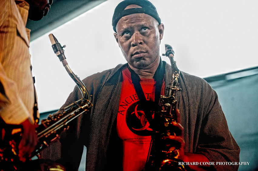 Steve Coleman / Newport Jazz Festival 2011