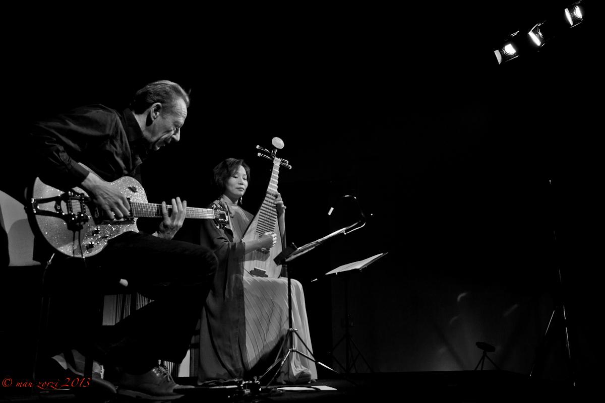 Yang Jing & Christy Doran