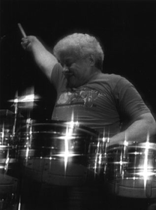 Titp Puente at the Monterey Jazz Festival in 1982