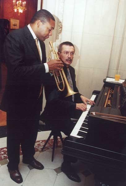 Wynton Marsalis & Emil Viklicky