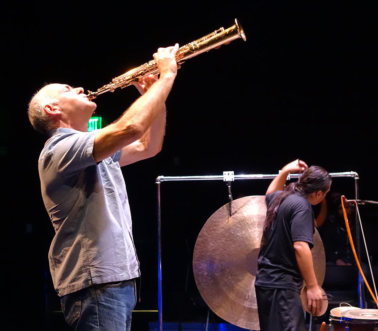 Michel Doneda & Tatsuya Nakatani