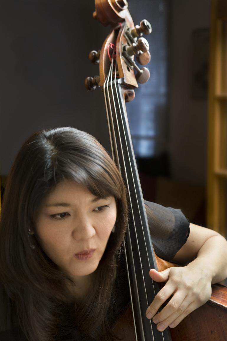 Bassist Noriko Ueda