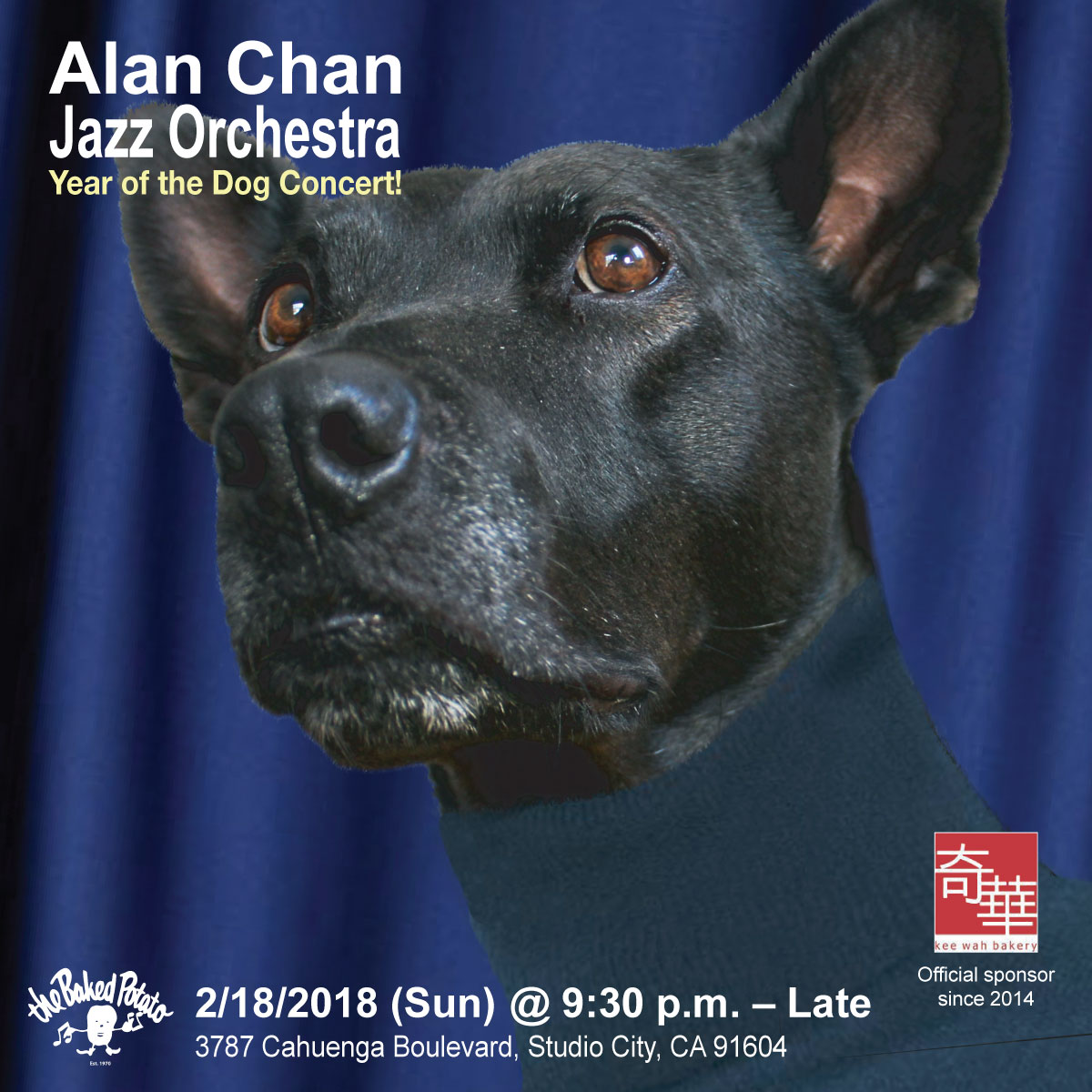2/18/2018 - Year of the Dog Concert