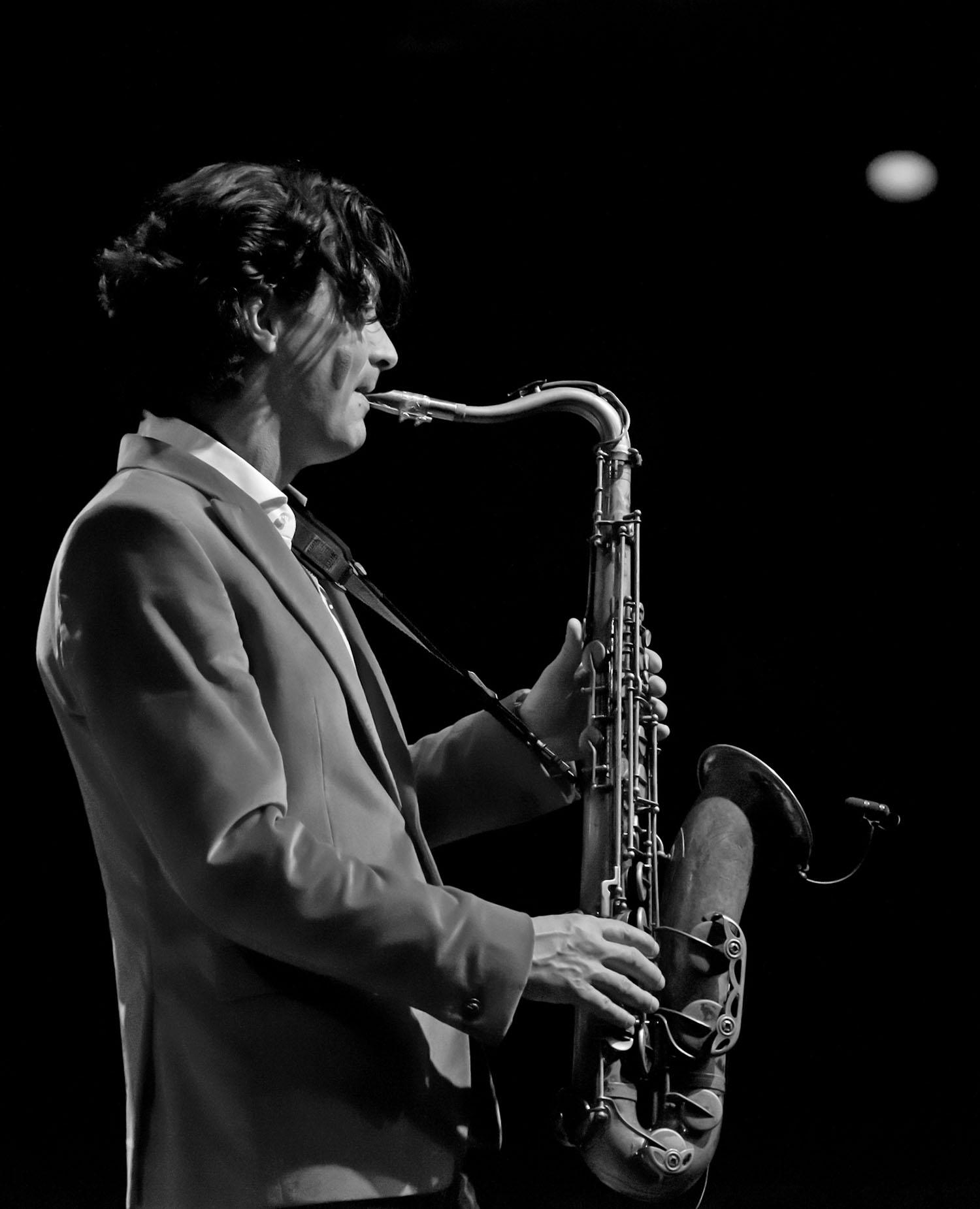 Yuri Honing Acoustic Quartet at Dutch Jazz & World Meeting 2012
