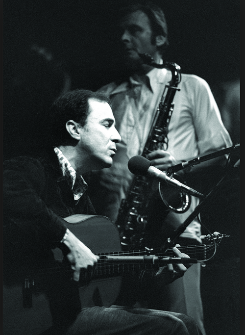 Joao Gilberto and Stan Getz