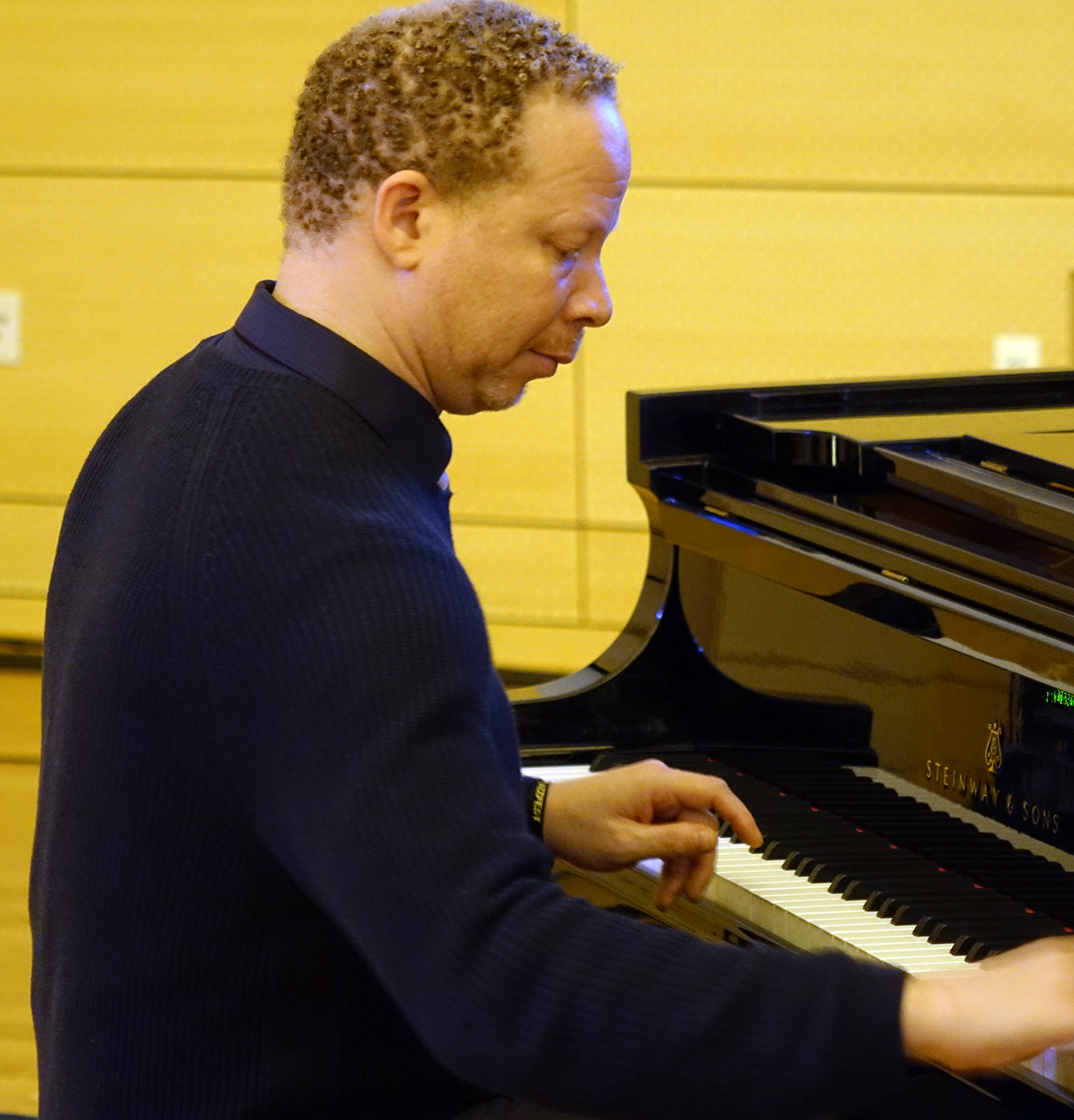 Craig Taborn at NYC Winter JazzFest 2016