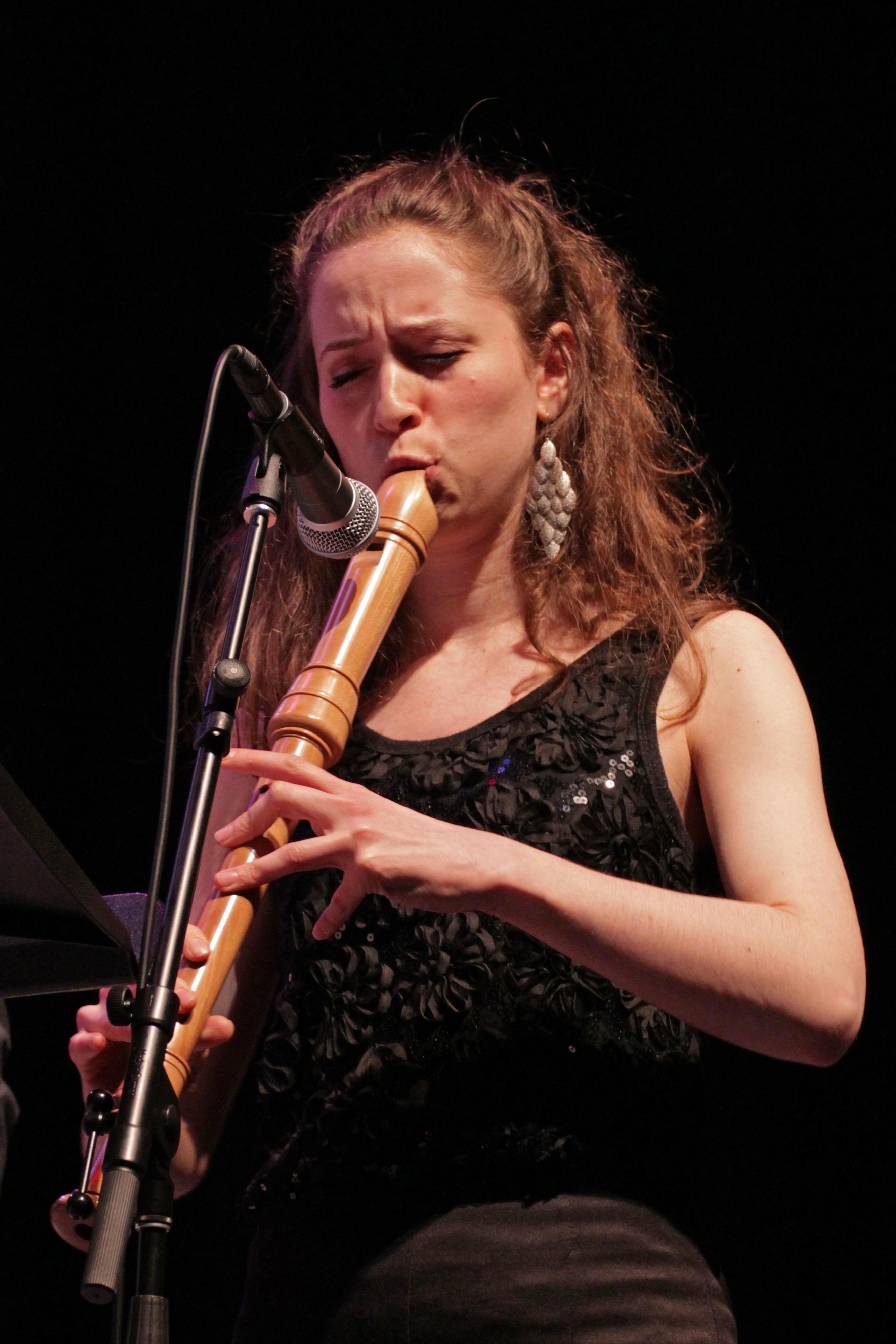 Tali rubinstein at tri-c jazzfest cleveland 2013