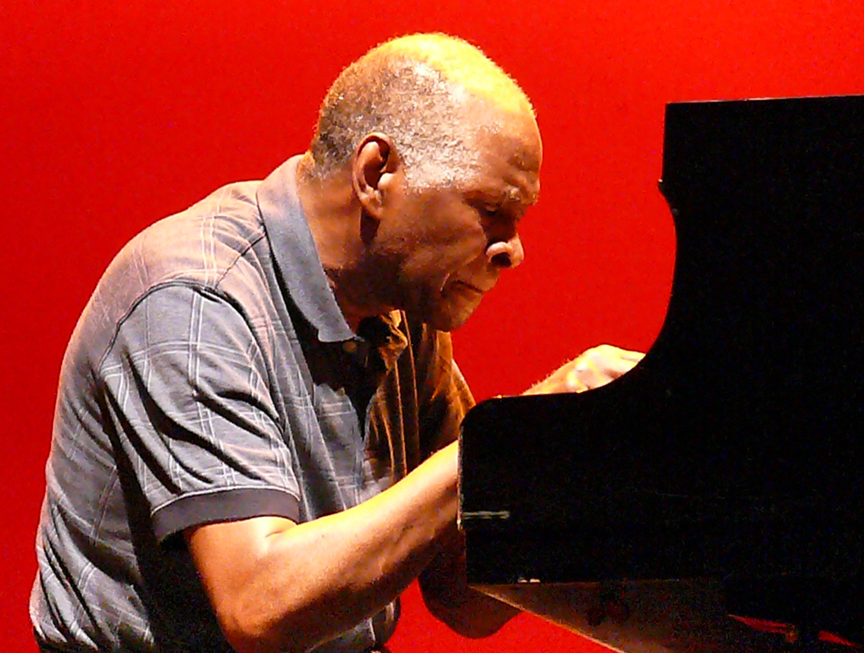 Muhal Richard Abrams Solo at Vision Festival 2010