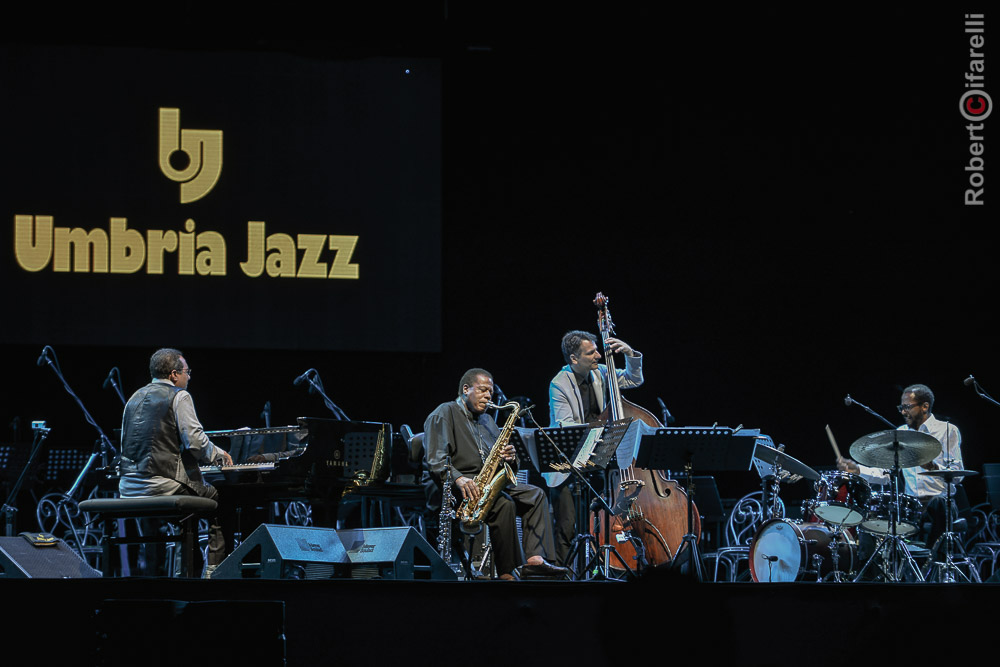 Wayne Shorter Quartet, Umbria Jazz 2017