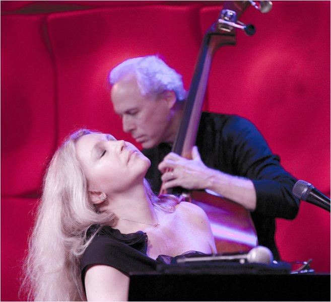 Eliane Elias and Marc Johnson