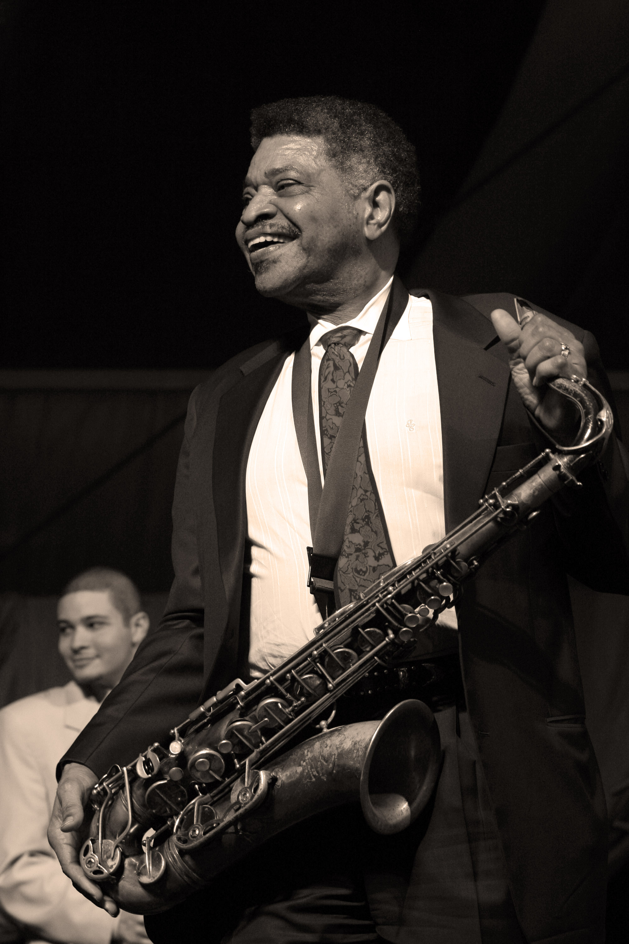 George Coleman at the New Orleans Jazz and Heritage Festival 2006