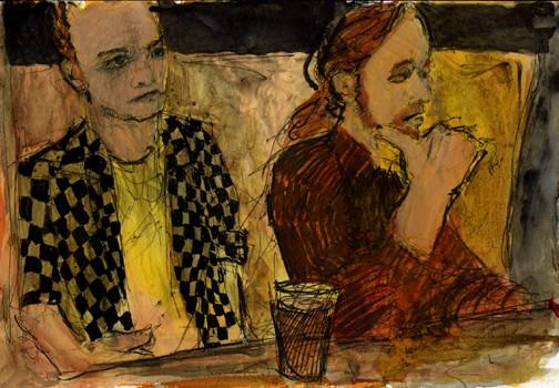 Cafe Diem, June, 2005