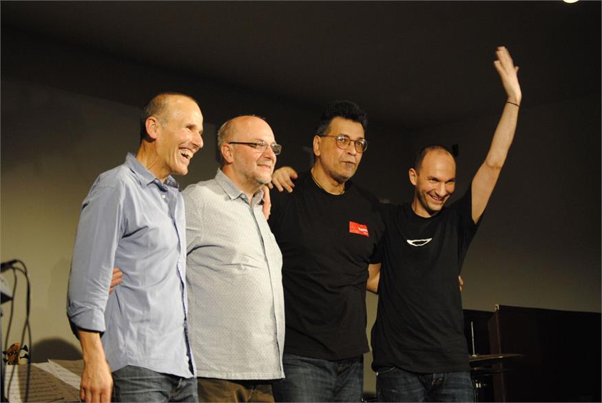 Attila László, Ferenc Nemeth, Russell Ferrante, Jimmy Haslip