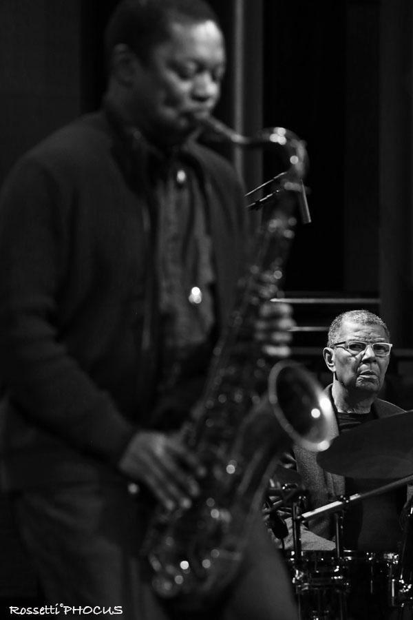 Ravi Coltrane - Jack DeJohnette
