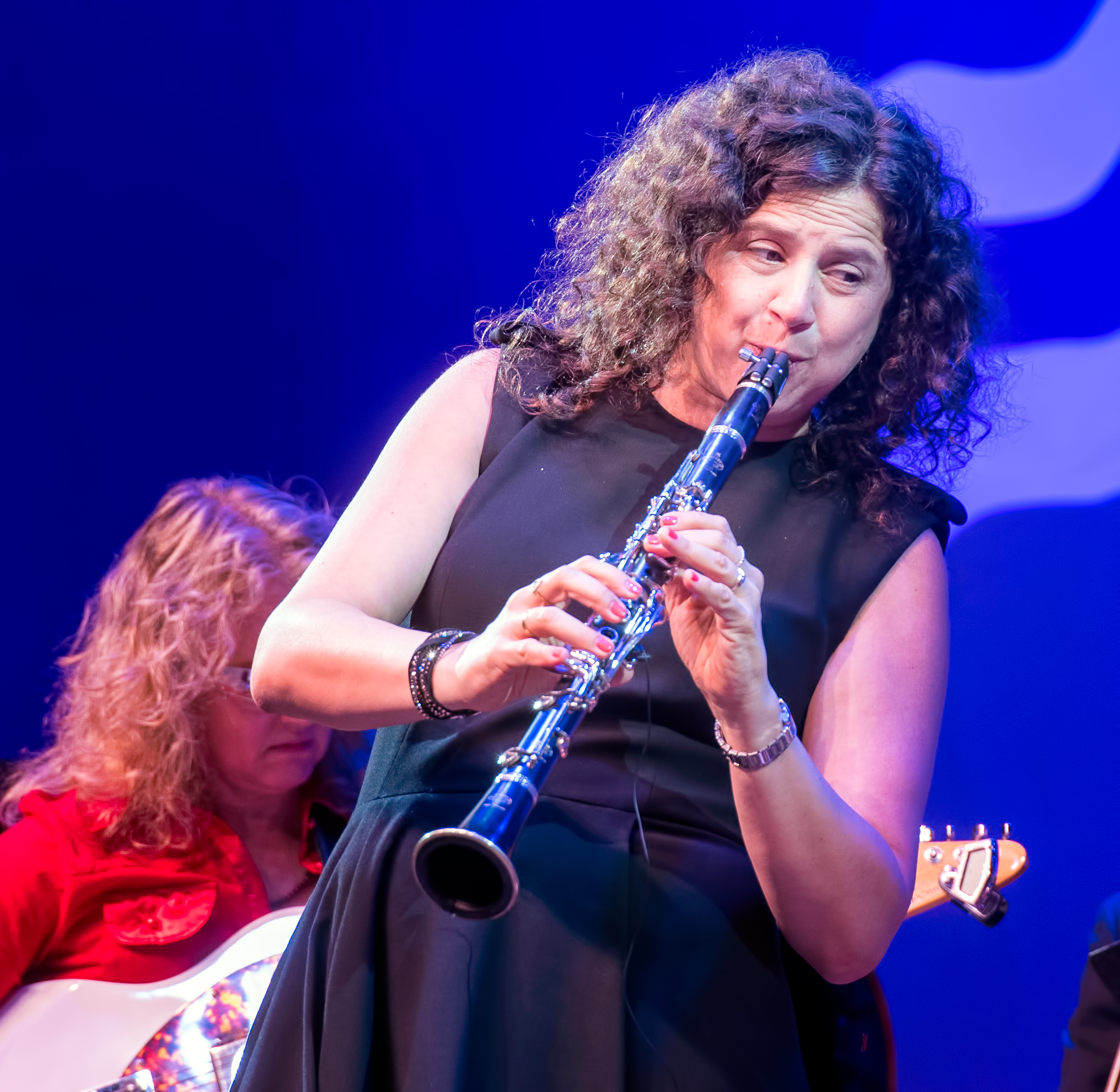 Anat Cohen with Tentet at the Monterey Jazz Festival 2018
