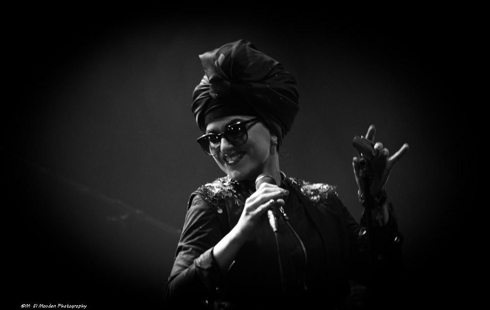 Melody Gardot at Jazzablanca