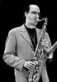 Michael Brecker: 1996 - Featured with the McCoy Tyner Trio Together with Avery Sharpe on Bass and Aaron Scott on Drums.