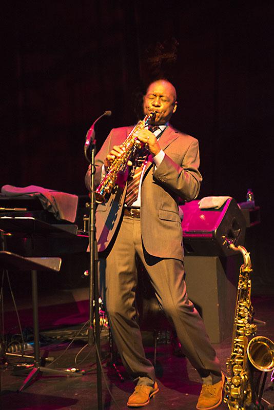 Branford Marsalis, 2015 td Ottawa Jazz Festival
