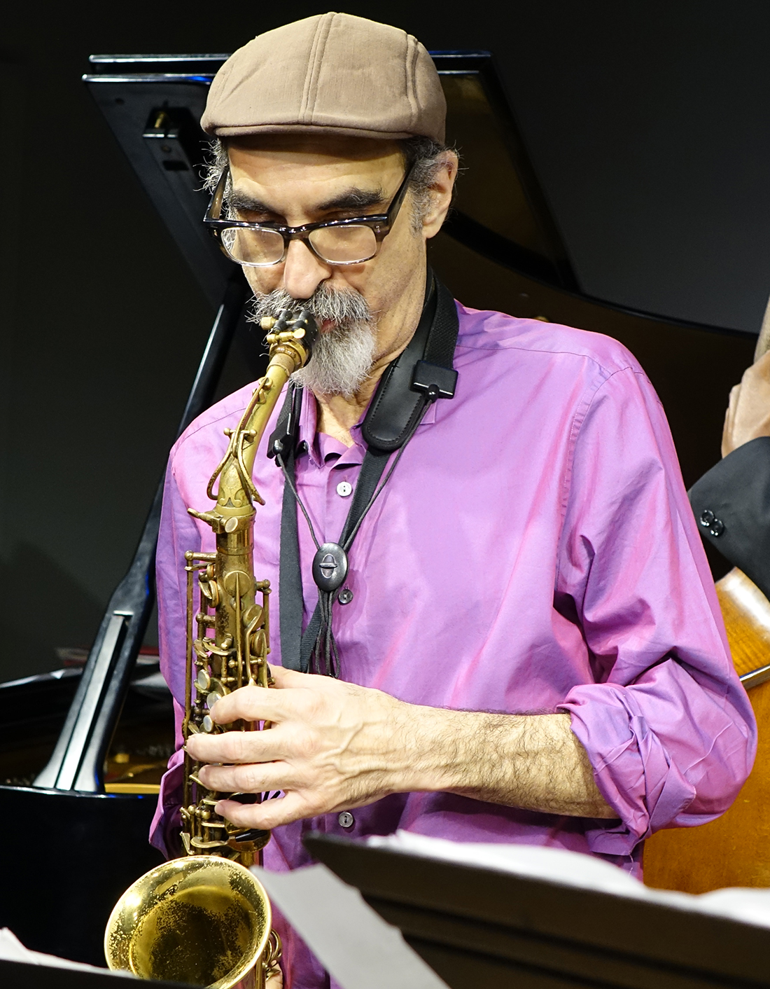 Roy Nathanson at Edgefest 2014