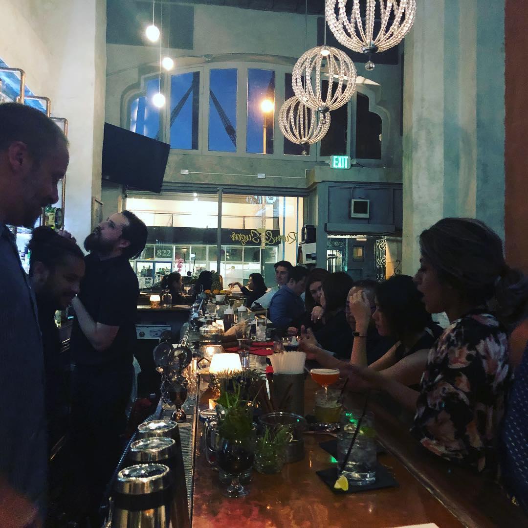 Rum&Sugar jazz bar