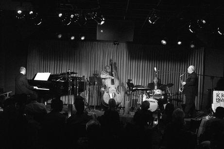 Roberto Magris Quartet Live at Catalina Jazz Club, Hollywood