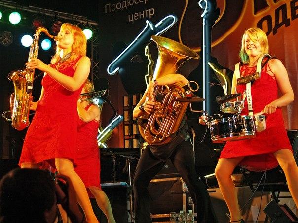 Master-Jam Fest - International Festival Invites Jazz Improvisers!