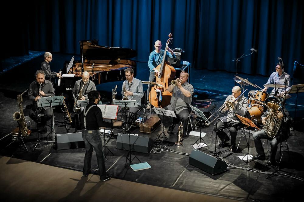 La Lydian Sound Orchestra al Parco della Musica di Roma