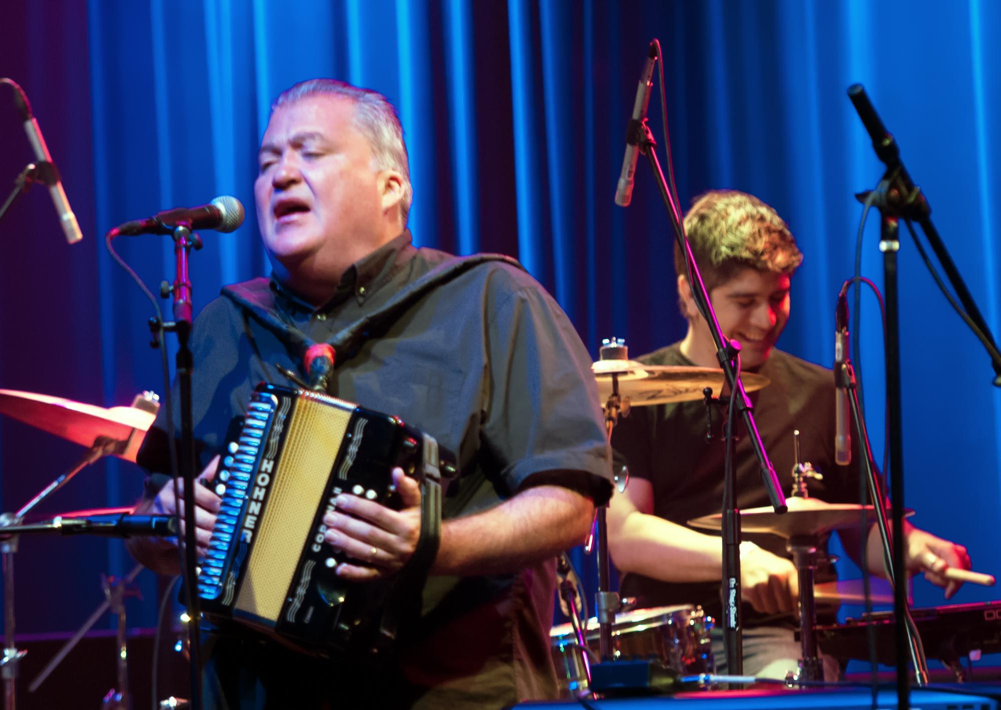 David Hildago And Enrique Bugs Gonzalez